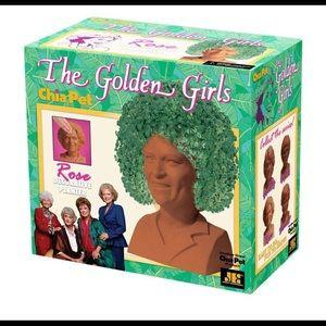 """Golden Girls """"Rose"""" Chia Pet"""